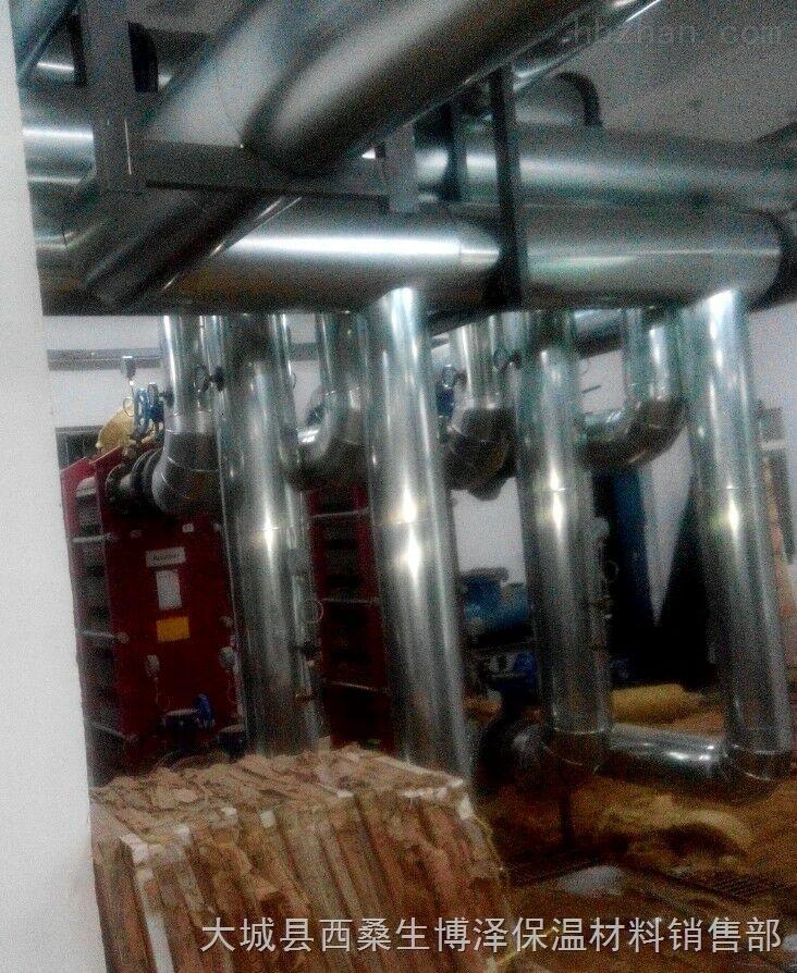 热力转换站保温施工队及价格