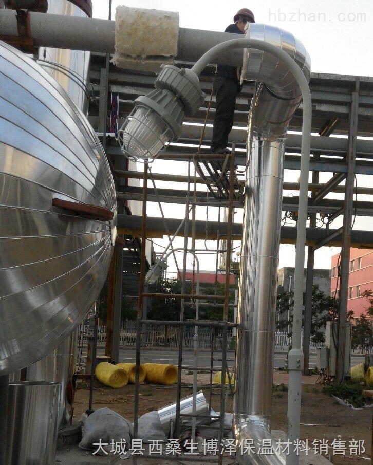 北京铝皮保温换热站保温施工队