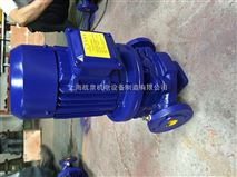 ISG立式单级单吸管道离心泵