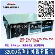紅外線二氧化碳CO2氣體分析儀