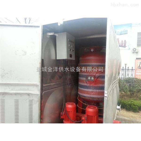 山东泰安箱泵一体化增压稳压设备多少钱一套