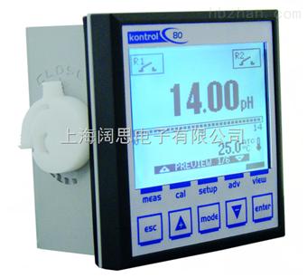 Kontrol 80進口單參數水質分析儀表(PH/ORP、電導率、余氯、流量)