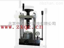 手動壓片機 型號:SJK1-YLJ-40T庫號:M332322