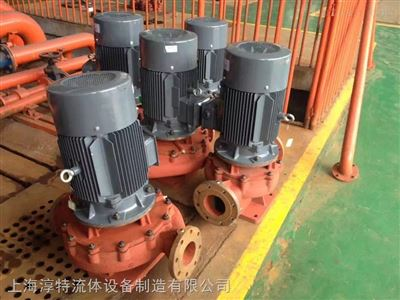 ISG型立式单级单吸离心泵厂家直销