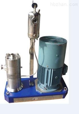 不銹鋼碳納米管硅油漆乳化機管線式高剪切乳化機