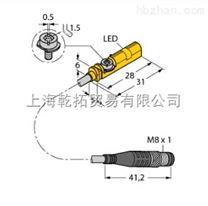 磁感應TURCK磁阻式傳感器,BIM-UNT-AP6X-0,3-PSG3M
