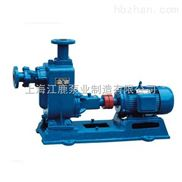 ZW50-20-35自吸式无堵塞排污泵