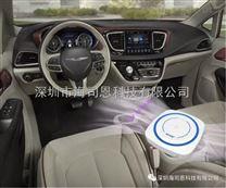 车用空气杀菌器:紫外线LED杀菌率高达99%!