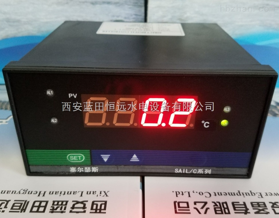 测温屏SAIL/C智能温度控制仪SAIL/C-H-R-T3-A1-HL