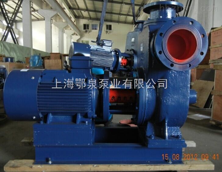 高扬程污水自吸泵