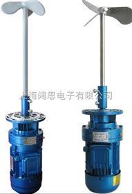污水加藥攪拌機上海闊思供應BLD液體立式攪拌機耐腐蝕(可訂制)