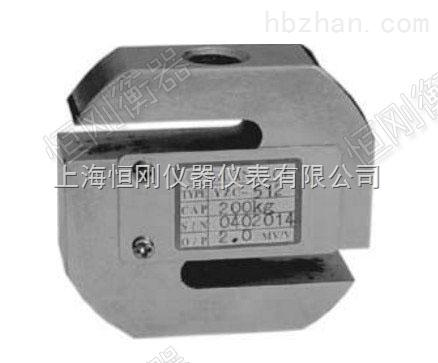 S型拉力传感器工作原理