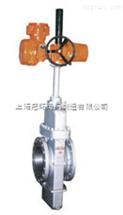 Z5434WFY、H傘齒輪傳動無導流孔平板閘閥