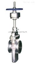 Z9b434WFY、H防爆電動無導流孔平板閘