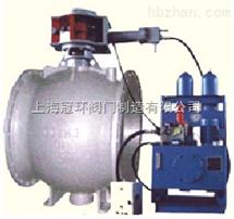 HDQ740液控止回半球閥