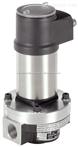BURKERT有顯示器的橢圓齒輪流量測量儀