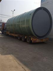 天津污水预制泵站图集规格