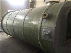 一体化预制泵站3500立方2.5m