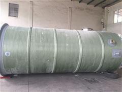 替代混凝土的污水一体化泵站型号