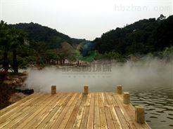 花园人工景观造雾设备