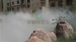 福建景区景观人造雾设备