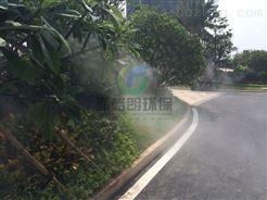 天津景区景观人造雾设备价格/人工造雾景观喷雾系统/专业人造雾项目