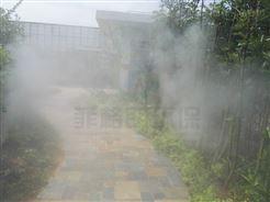 宜昌旅游景点人造雾设备工程/人造雾专业生产厂家/园林人造雾公司项目