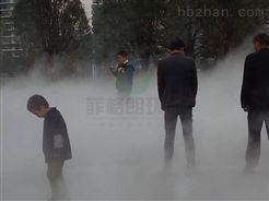贵州旅游景点专用人造雾设备工程/人造雾专业生产厂家/园林人造雾公司项目