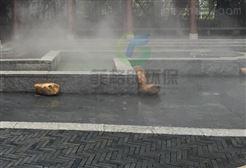 天津旅游景点人造雾设备工程/人造雾专业生产厂家/园林人造雾公司项目