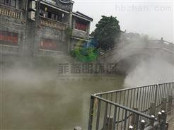 四川旅游景点人造雾设备工程/人造雾专业生产厂家/园林人造雾公司项目