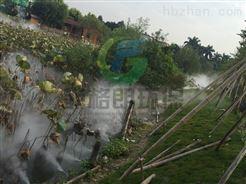 生态园林人造雾气系统