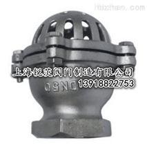 不锈钢内螺纹底阀,螺纹铸钢底阀/柱塞阀品质保障