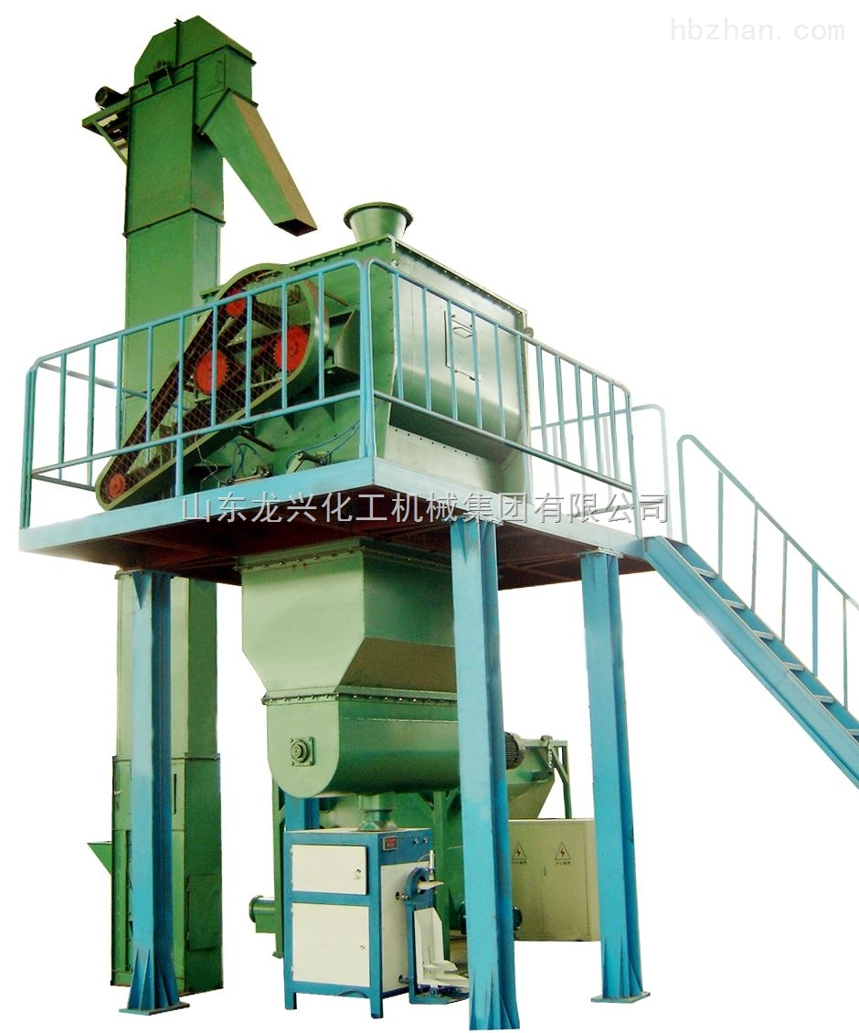 山东龙兴干混砂浆生产线