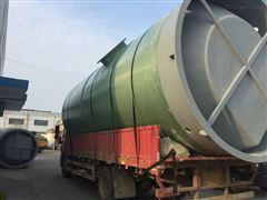 上海一体化污水提升泵站3000立方