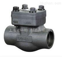 上海H61W锻钢焊接止回阀