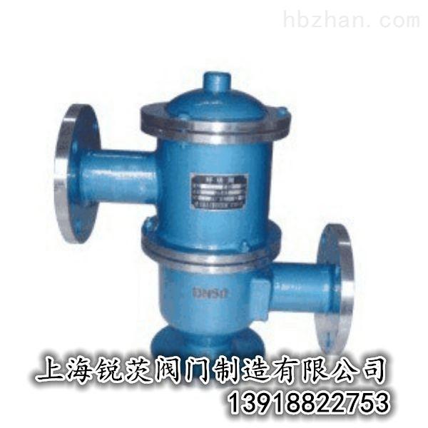 hxf2带双接管阻火呼吸阀,精品法兰铸钢呼吸阀国标产品图片