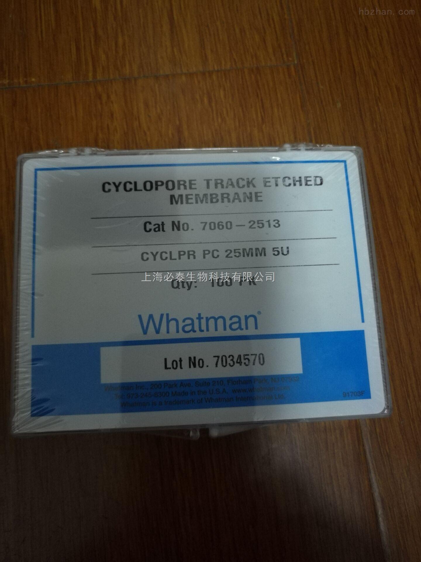 whatman聚碳酸酯膜