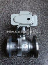 Q941H-16P机动不锈钢球阀 Q941H-25P DN80