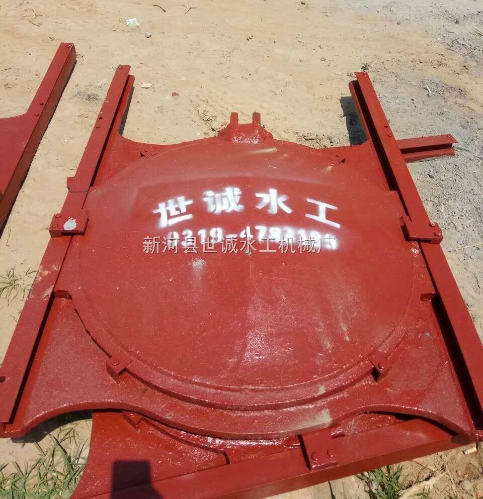DN-1000-铸铁镶铜圆闸门镶铜圆闸门生产安装