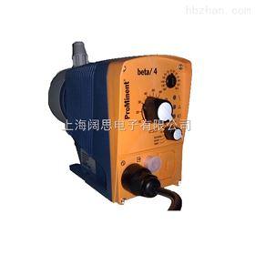 药剂添加泵德国纯进口普罗名特ProMinent小流量电磁泵CONC0212PP