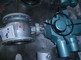 铸钢电动型固定球阀
