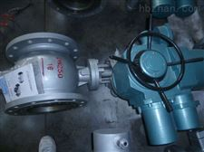 電動鑄鋼材質防爆球閥