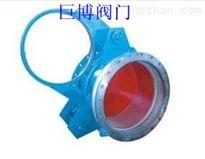 蜗轮扇形盲板阀F343CX/巨博生产