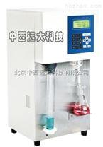中西(LQS)全自動定氮儀加8孔消化爐) 型號:HJ25-ATN-300庫號:M366078