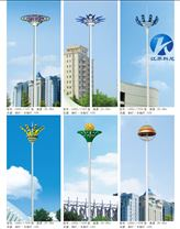 湖南湘潭厂家生产升降式高杆灯广场园区照明
