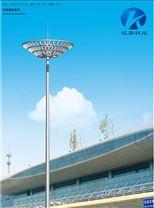 湖南株洲厂家生产升降式高杆灯广场园区照明
