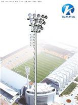 湖南益阳厂家生产升降式高杆灯广场园区照明