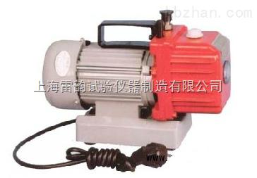 xz系列 真空泵,旋片真空泵说明书