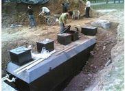 地埋式豆制品废水处理设备
