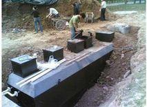 地埋式豆制品廢水處理設備